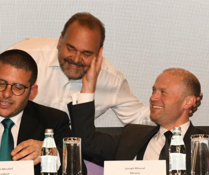 [WATCH] Labour Party deputy leaders appeal for Joseph Muscat to stay on