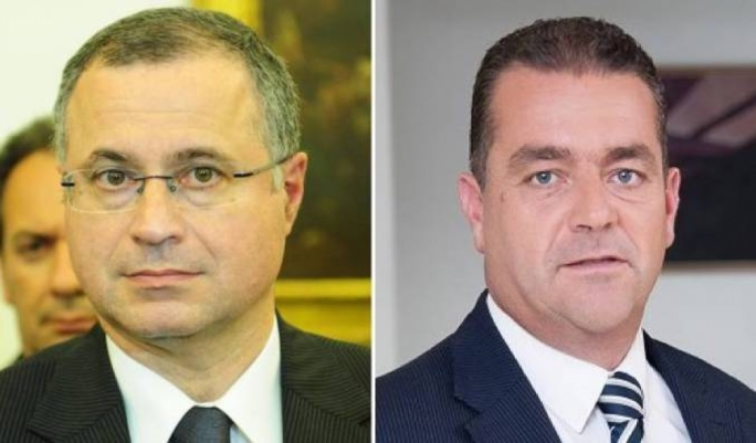 Carm Mifsud Bonnici (left) and Beppe Fenech Adami have called for political responsibility to be shouldered over NAO findings in Algeria visa investigation