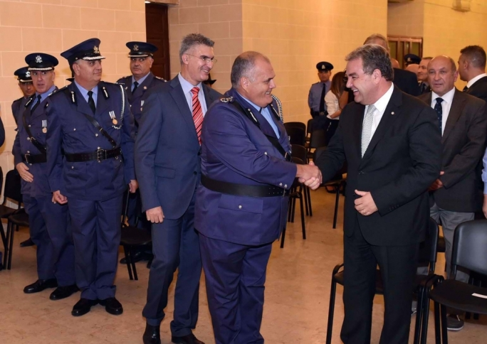 New budgetary measures to strengthen Police work