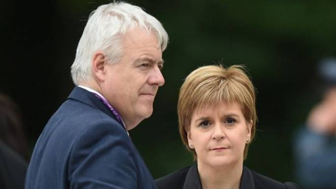 Jones and Sturgeon say their governments are working together to ensure devolution is not damaged by Brexit