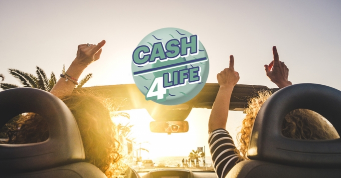 This is your chance to win €1,000 every day - for life!