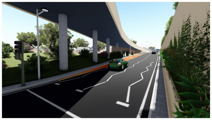 The new plans include a 40-metre flyover to improve accessibility between Attard and the northbound carriageway