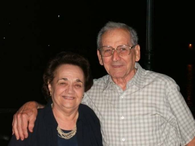 Victor and Cettina Cauci will soon celebrate their 65th anniversary