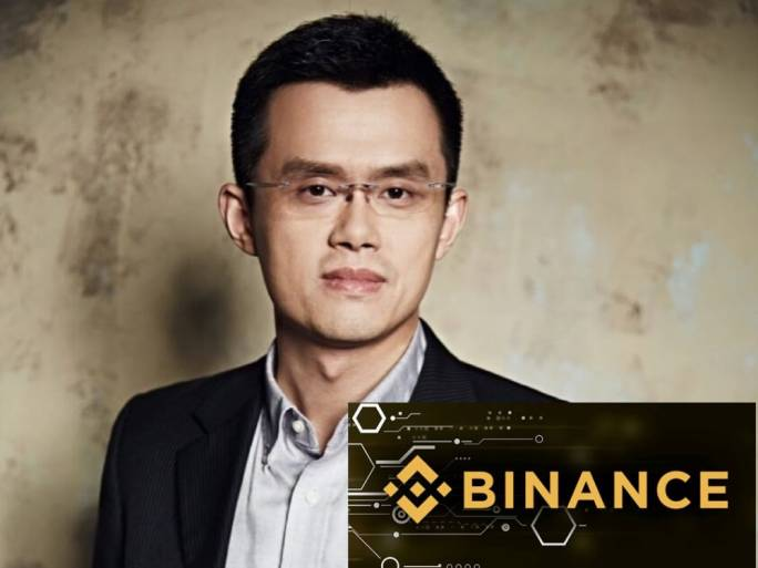 Zhao Changpeng founded Binance in 2017