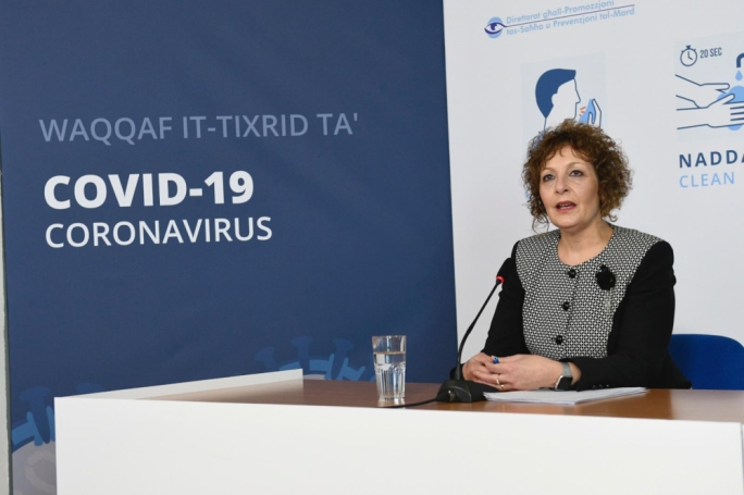 [LIVE] Charmaine Gauci press conference: 49 new cases of COVID-19