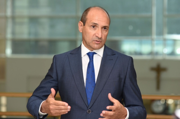 Health minister Chris Fearne said the scheme will be rolled out gradually, but would be extended to the whole country by the end of the year. Photo by James Bianchi/MediaToday