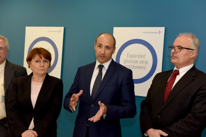 Health minister Chris Fearne said that this measure was announced in budget 2017