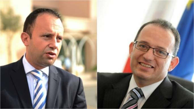 PN MPs Chris Said and Claudio Grech are being touted as potential leaders