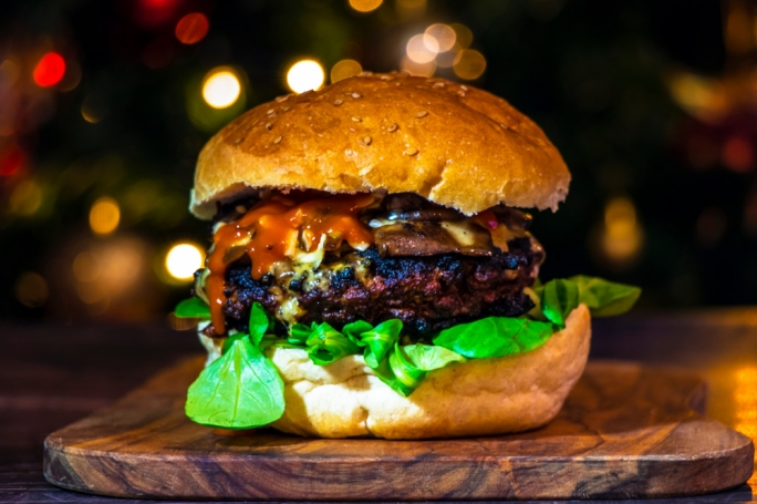 New food truck in San Gwann launches festive themed burger
