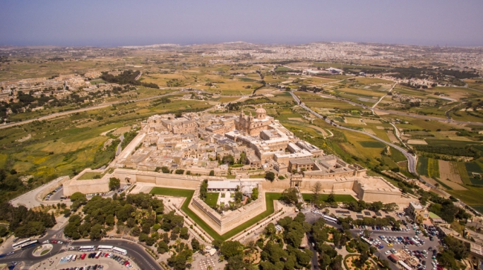 Stunning aerial photography of Gozo's churches in Sunday's edition of MaltaToday