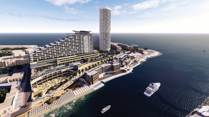 DB Group reactivating application for St George's Bay project