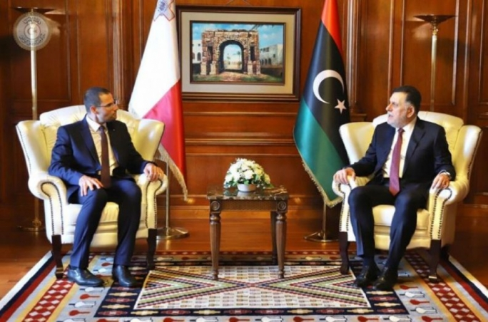 Updated | Robert Abela in Tripoli: Malta, Libya agree on coordination units to tackle migration