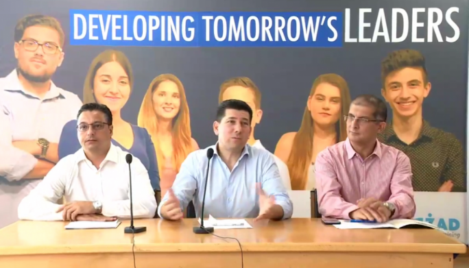 [WATCH] Nationalist Party launches political training programme for adolescents