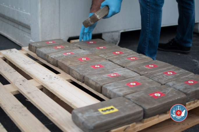 Massive €32 million cocaine bust inside Malta Freeport