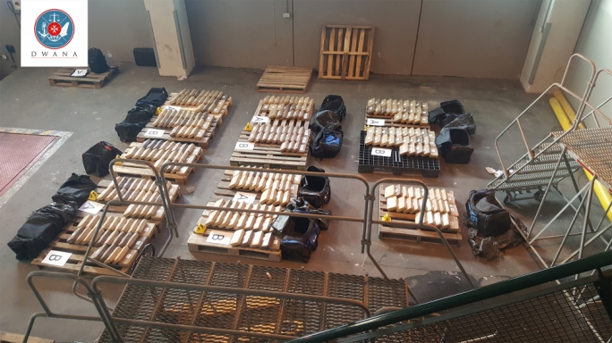 Malta customs bust hauls over 300 kilos of cocaine in canned pineapple consignment