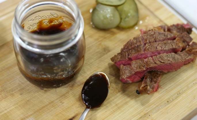 [WATCH] Coffee barbecue sauce