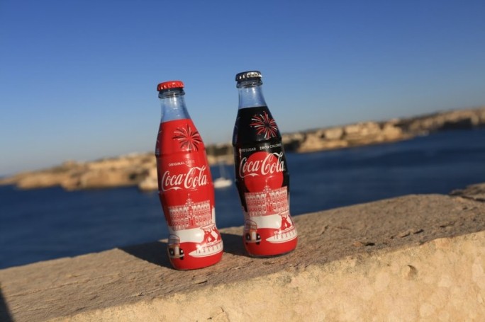 Limited edition Coca-Cola bottles to highlight landmarks and heritage