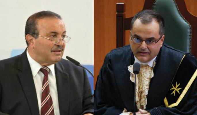 Toni Abela, Wenzu Mintoff among candidates for Chief Justice post