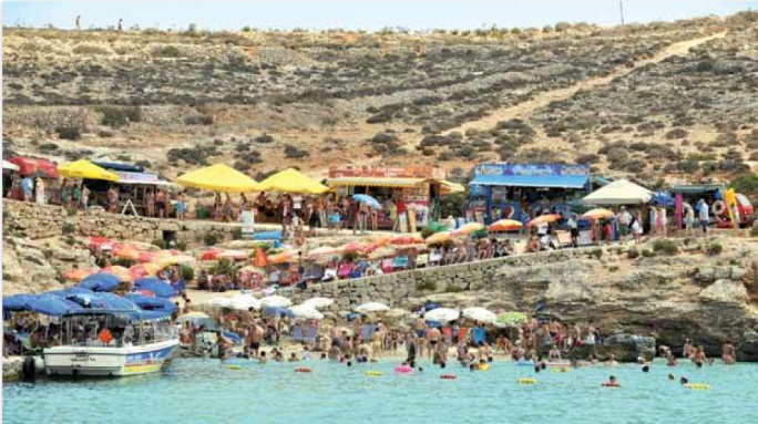 Government to introduce stricter regulations for tour and concession operators on Comino