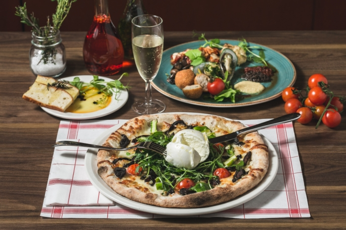 Italian-inspired eatery ticks all boxes
