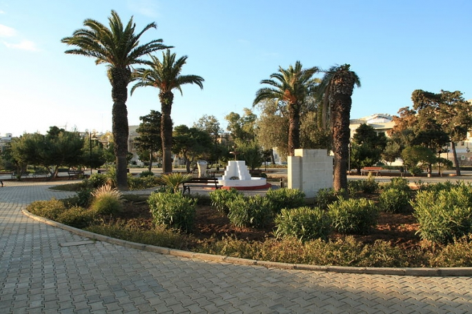 Gzira public gardens to be partly 'commercialised'