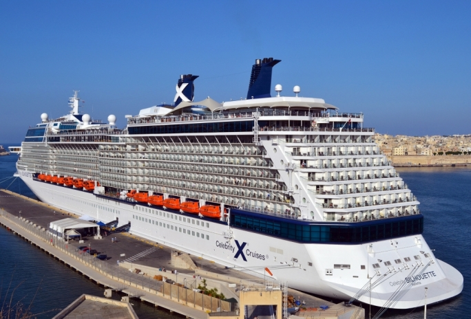 Beginning of 2018 sees decrease in cruise passengers visiting Malta