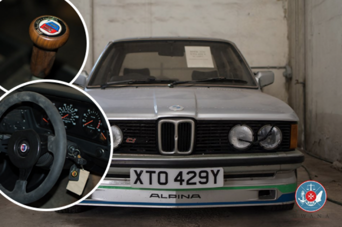 [WATCH] 'One of the rarest BMWs ever made' is up for grabs in Customs sale