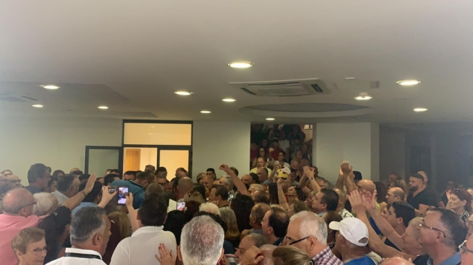 Updated | [WATCH] Adrian Delia will stay on as PN leader as he wins confidence vote