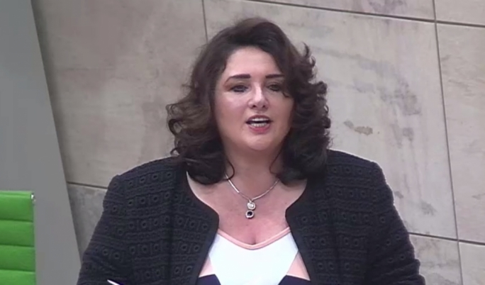 Civil liberties minister Helena Dalli said she would have failed Clyde Puli had he been her student