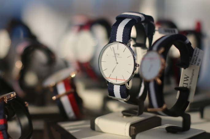 Unpaused launch Daniel Wellington at La Belle Musique Café del Mar