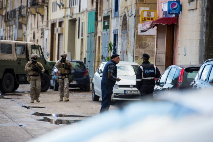 Once a red light district, Marsa is now associated with trafficking of fuels and drugs