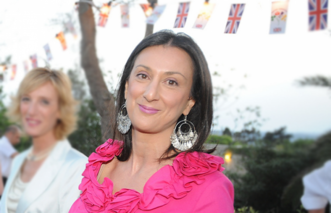 In Daphne Caruana Galizia's own words