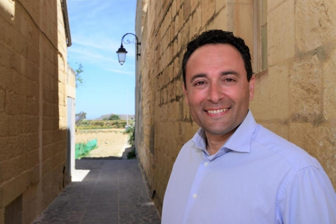 [WATCH] 'Malta's political parties still funded from big business', PN candidate David Stellini