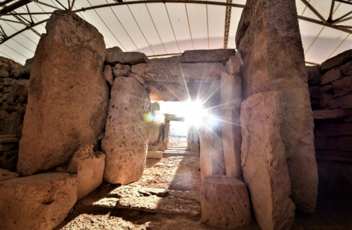 [WATCH] Missed the Mnajdra equinox due to the coronavirus? Watch it here