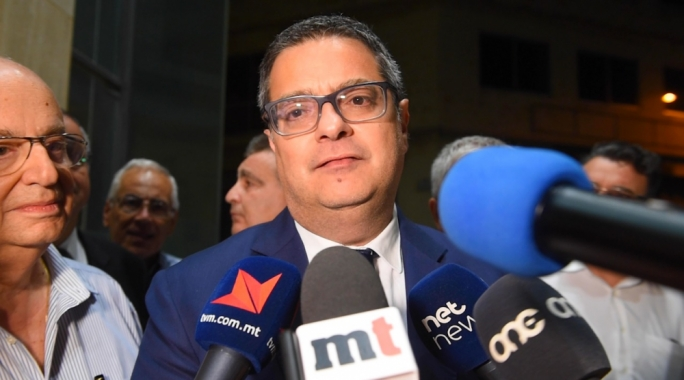 Adrian Delia said the PN's executive committee had unanimously agreed on the question to be asked in next Saturday's vote of confidence
