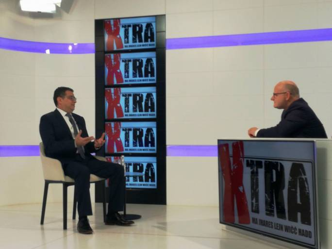 [WATCH] Adrian Delia's relationship with Simon Busuttil is 'good but not intensive'