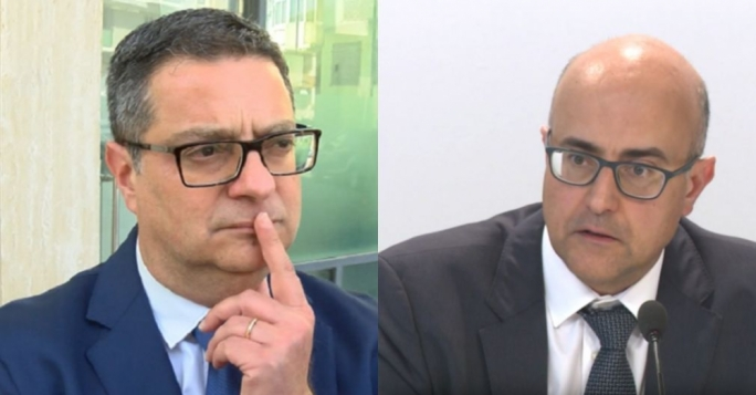 Azzopardi challenges Delia to resign over Yorgen Fenech's Whatsapp chats