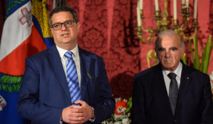 Adrian Delia will not be removed from Opposition leader, President George Vella has decided
