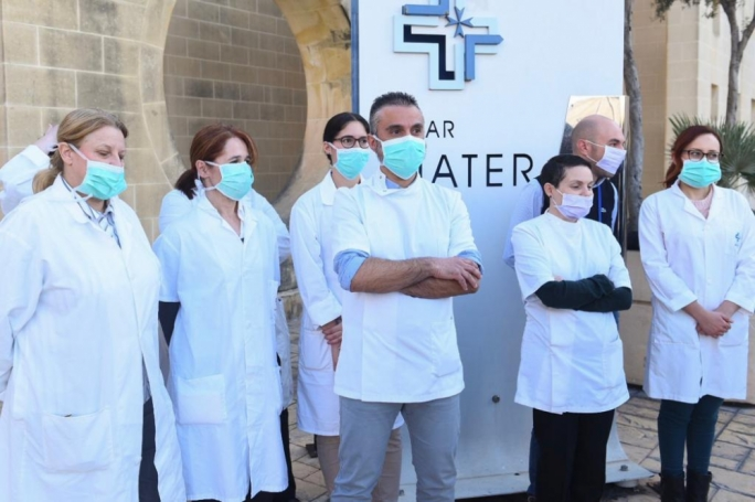 [WATCH] Dentists at Mater Dei threaten industrial action unless government consents to talks