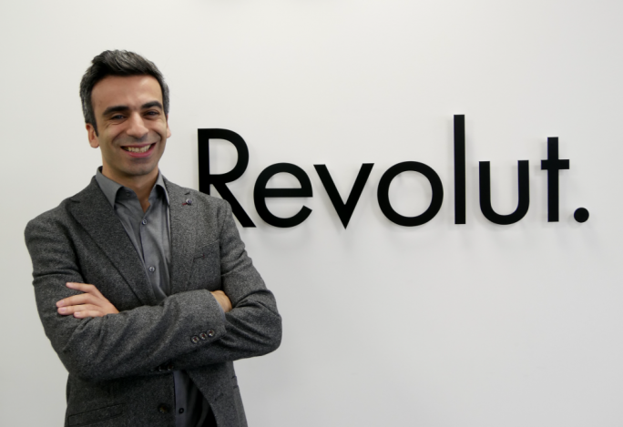 Dimitris Litsikakis, Revolut country manager for Malta
