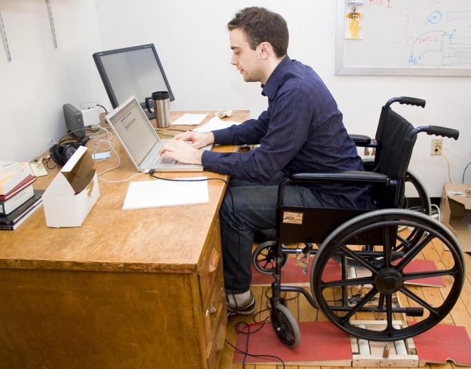 Providing employment opportunities for persons with disabilities