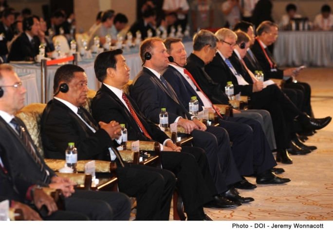 Prime Minister Joseph Muscat at the Conference