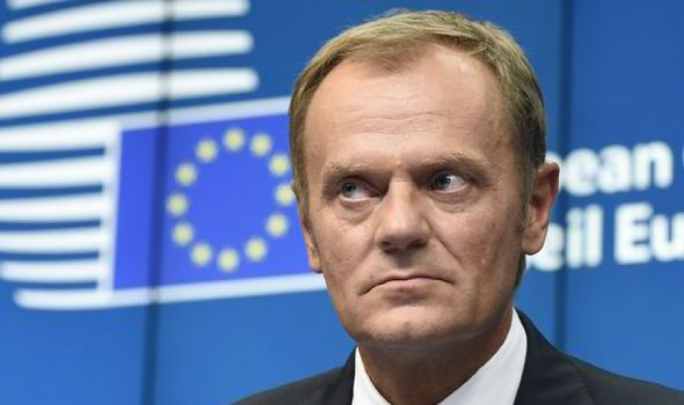 European Council President Donald Tusk is set to receive the backing the absolute majority of EU leaders
