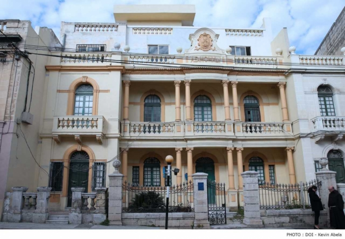 Villa Lauri in Birkirkara will offer accommodation for up to 33 people