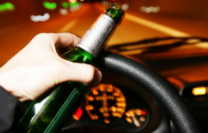 Seven drunk drivers stopped by police