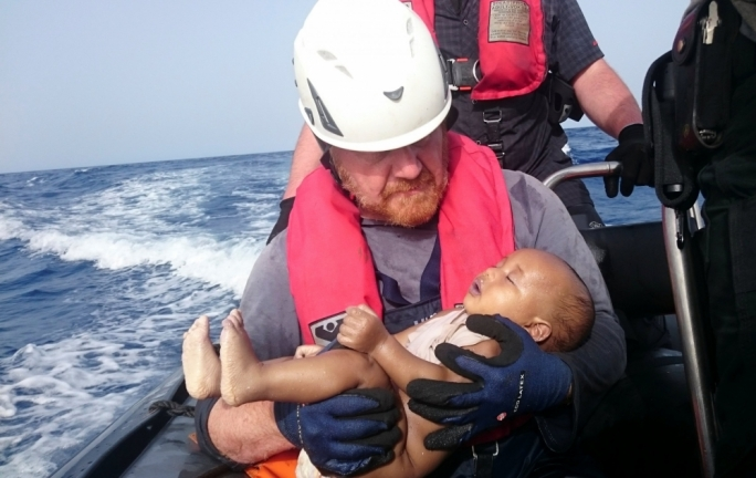 Drowned migrant baby in 'viral' photo was probably Somali