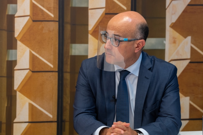 [WATCH] Jason Azzopardi denies implicating Labour politician in bank heist: 'I repeated what Vince Muscat told police'