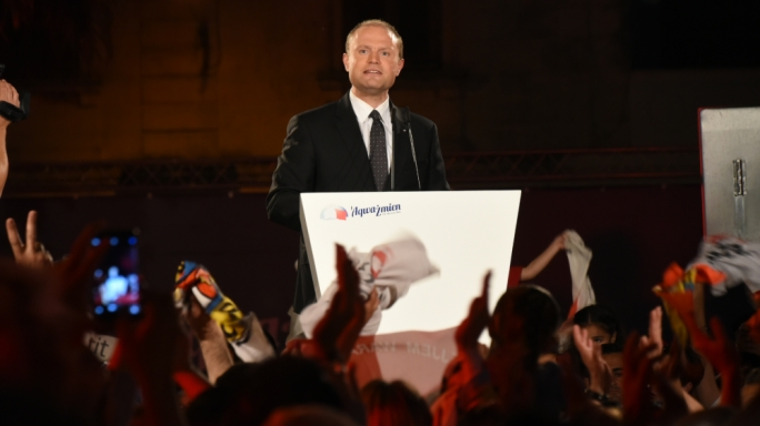 Labour leader Joseph Muscat (Photo: Chris Mangion/MediaToday)