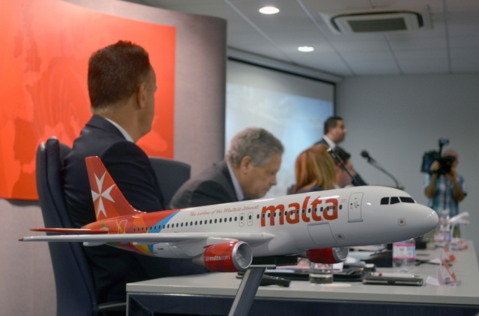 [WATCH] Air Malta records €16.4 million loss