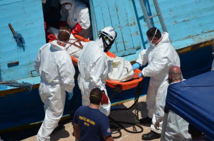 Updated | 29 bodies recovered from migrants' seacraft, AFM patrol boat